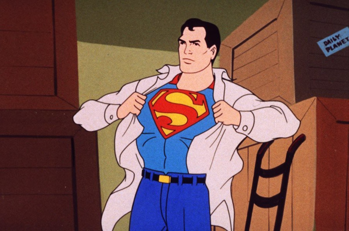 Finding Filmation: 'The New Adventures of Superman'