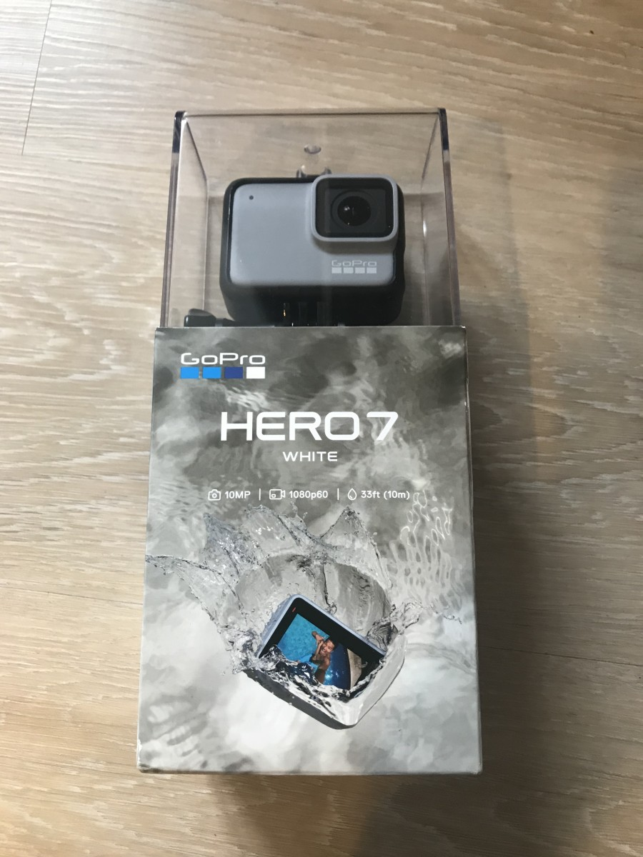 GoPro Hero 7 White - the Perfect Camera for New Travel Photographers