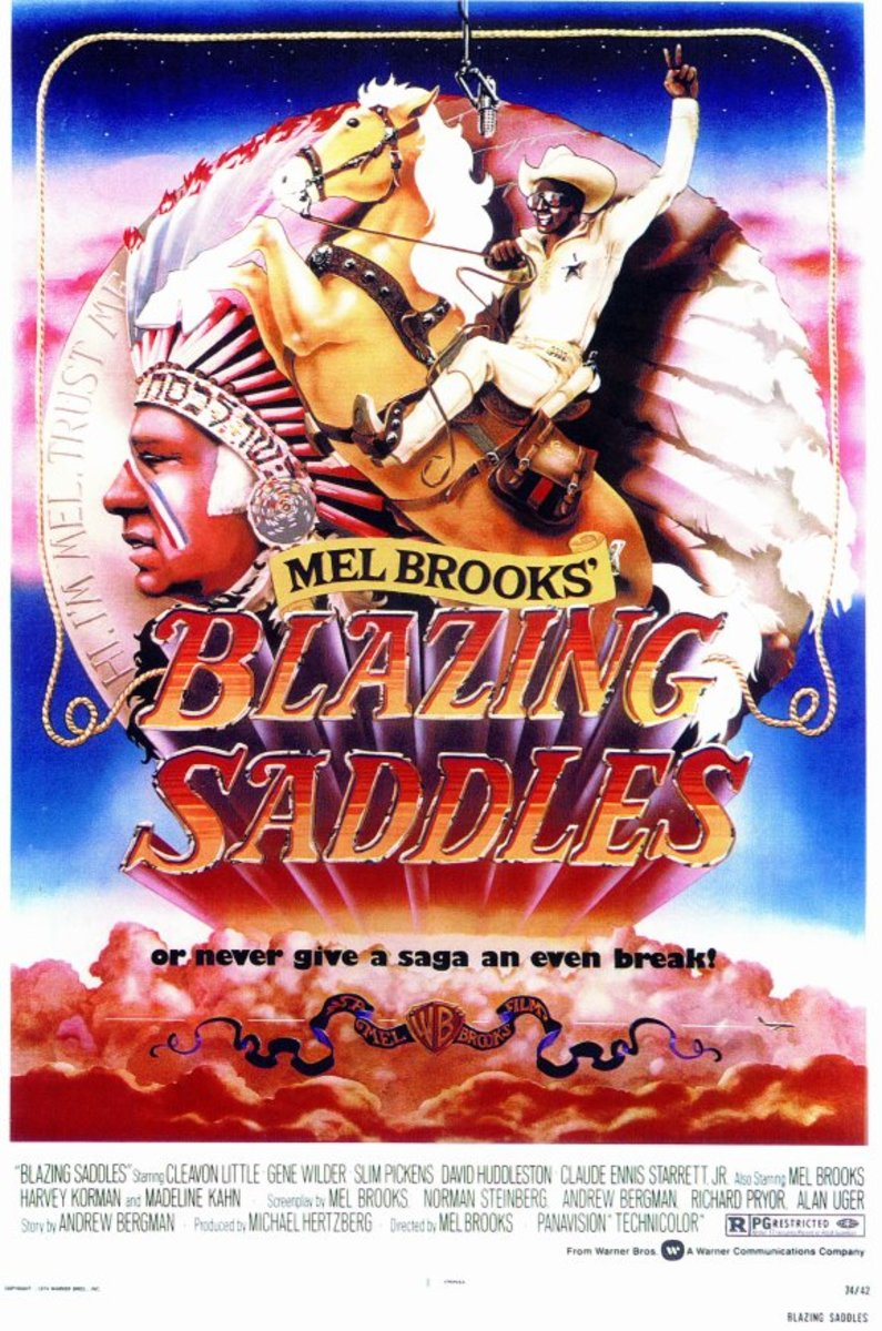 Should I Watch..? 'Blazing Saddles'