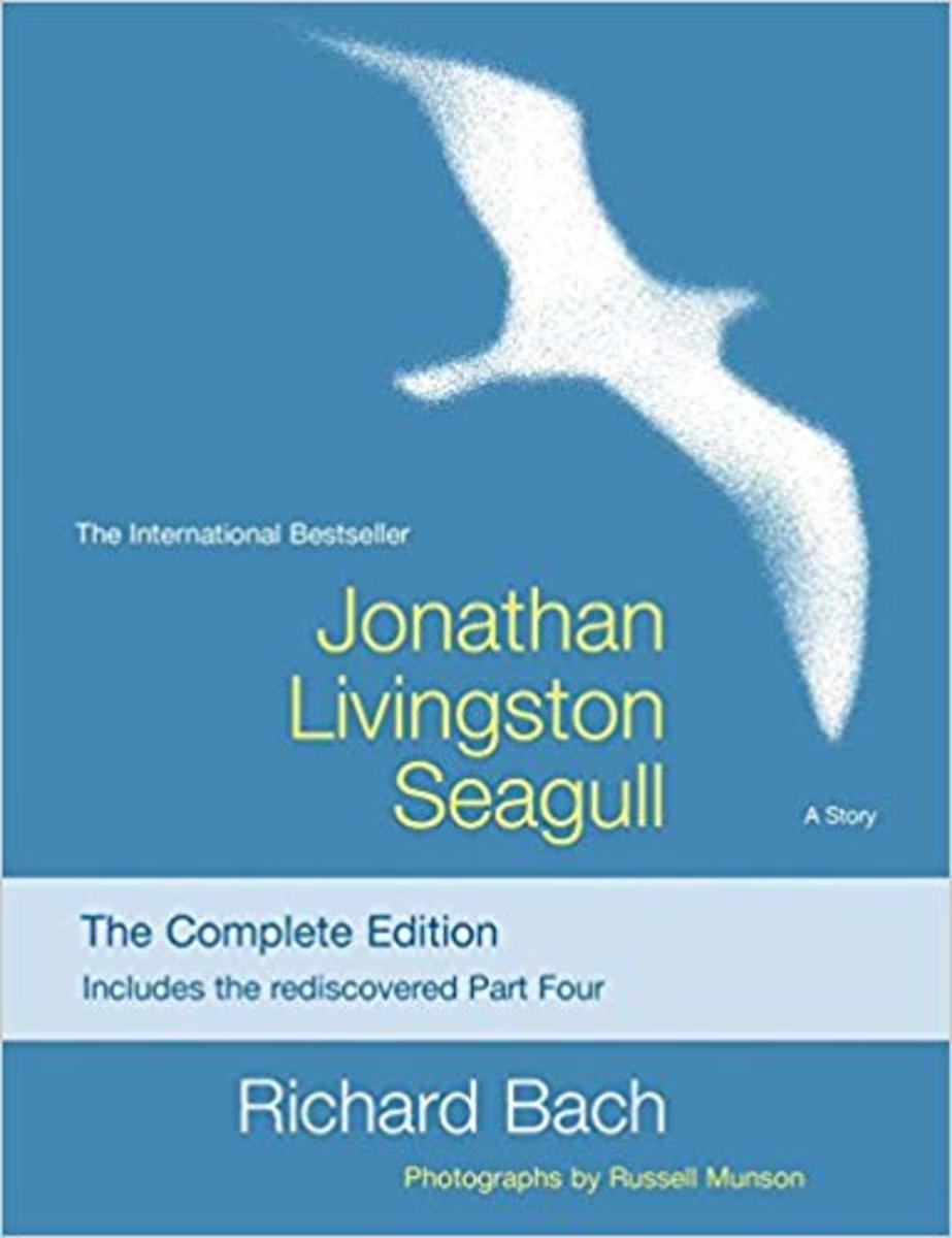 "Richard Bach's short story, ""Jonathan Livingston Seagull."""