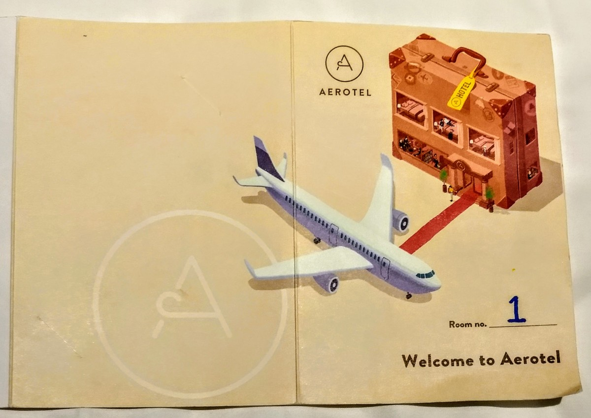 Aerotel pamphlet.