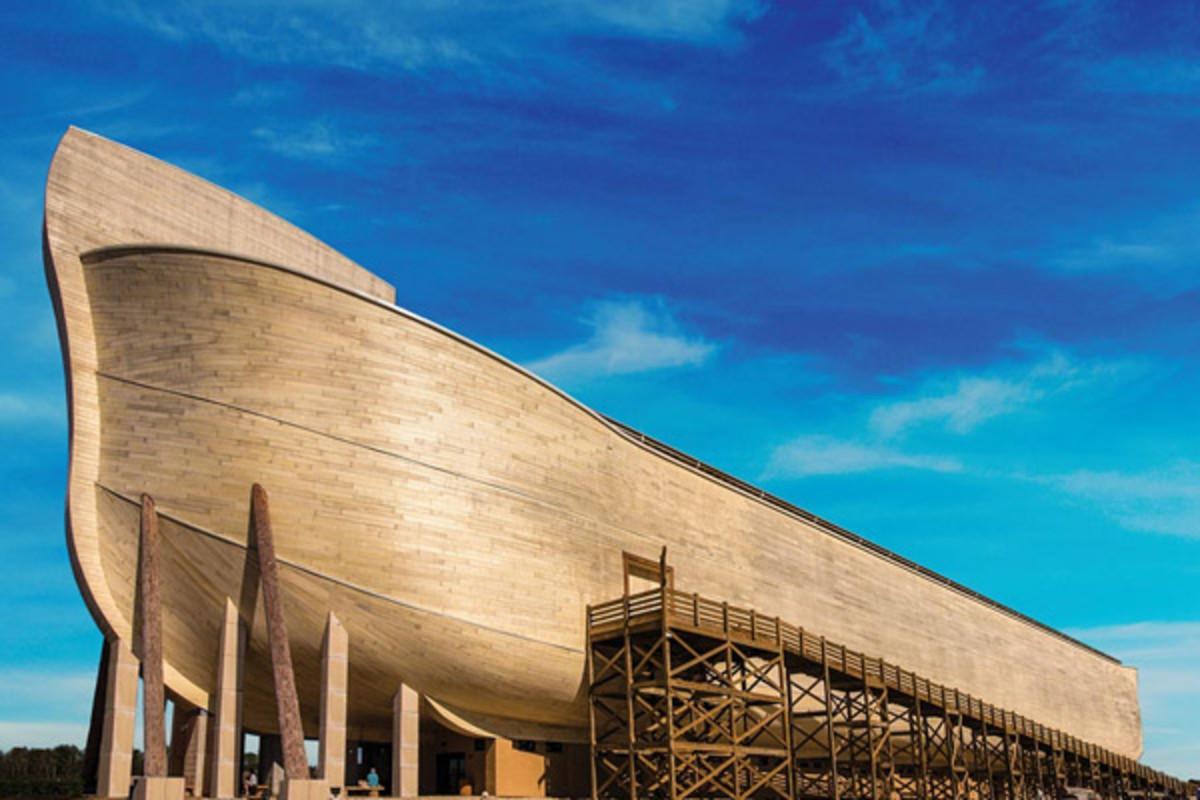 Noah's Ark's Influence on Western Art