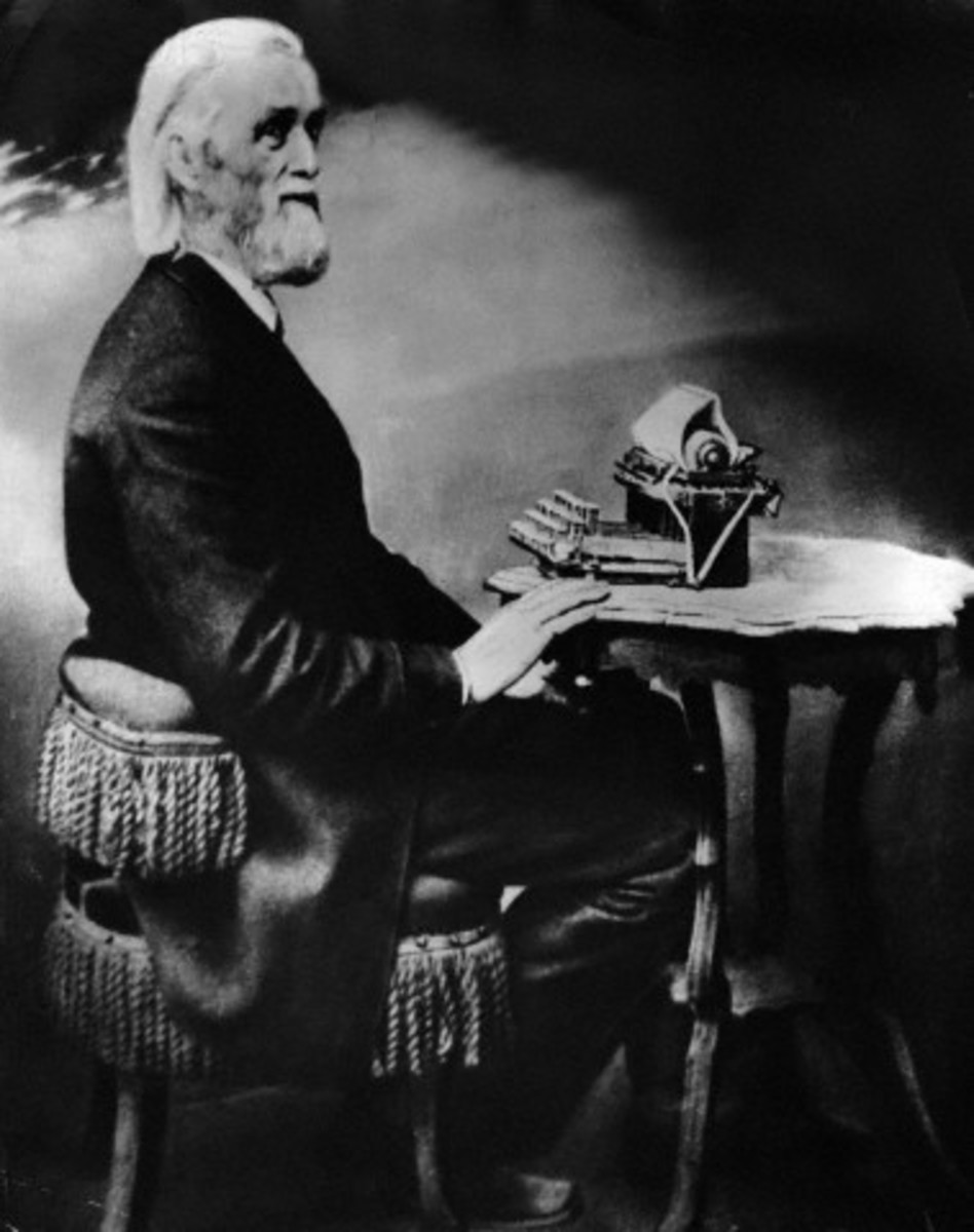 The Origin of Computer Keyboards