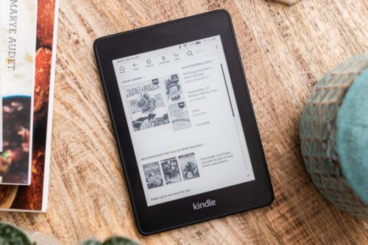 Why You Should Get an E-Reader