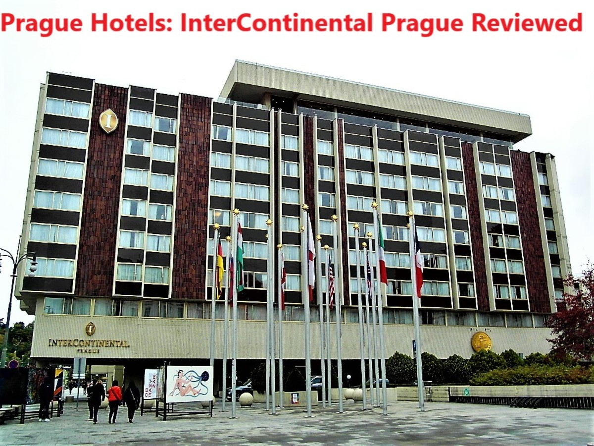 InterContinental Prague.