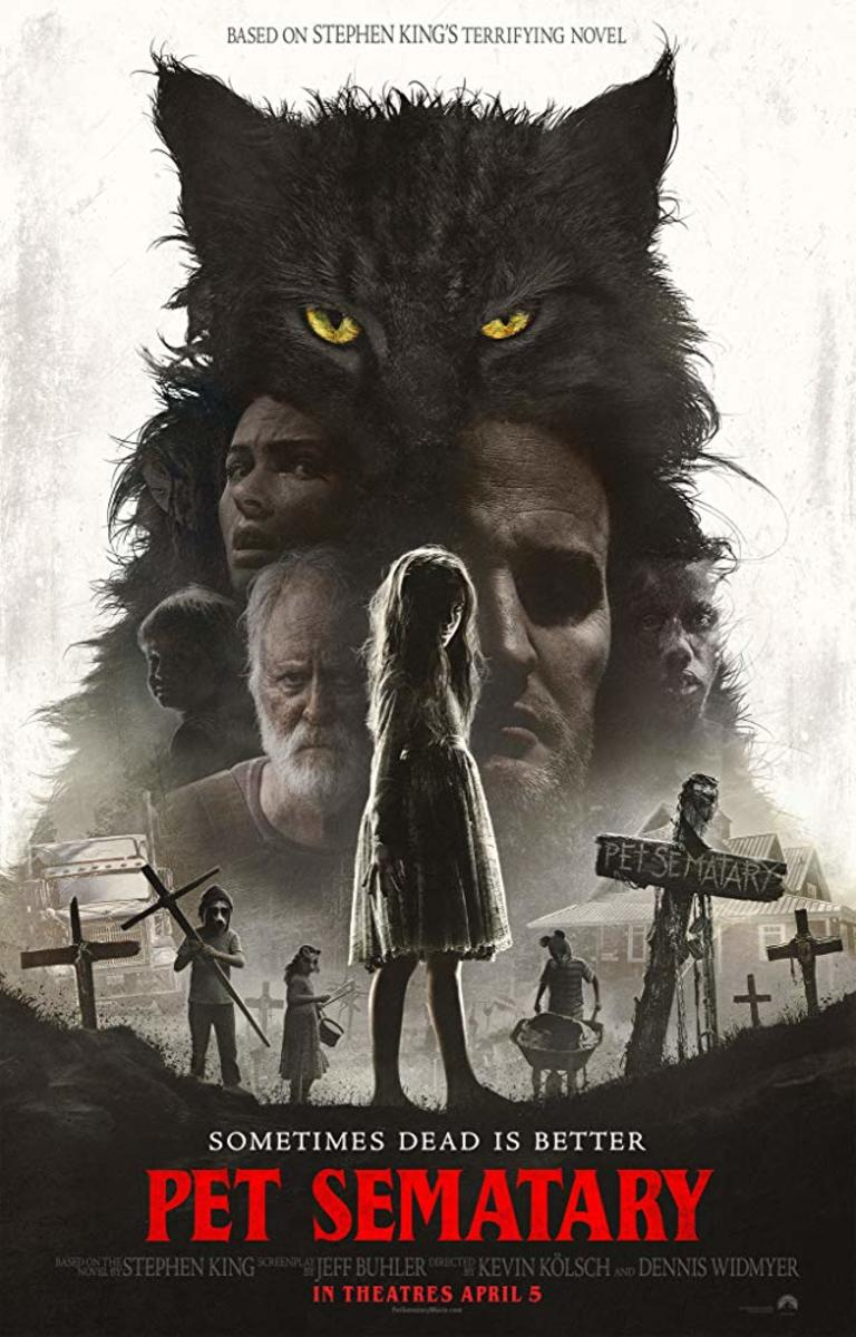 'Pet Sematary' (2019) A Spooky Movie Review