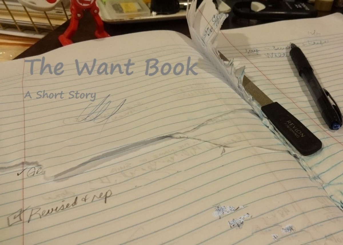 The Want Book Mystery