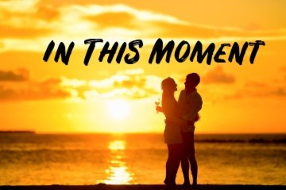 Poem:  In This Moment