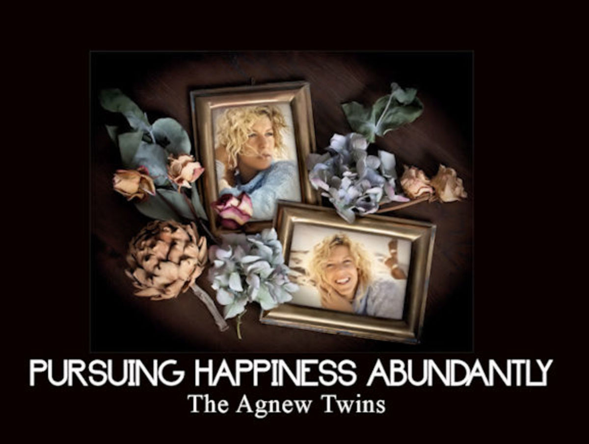 The Unstoppable Agnew Twins!