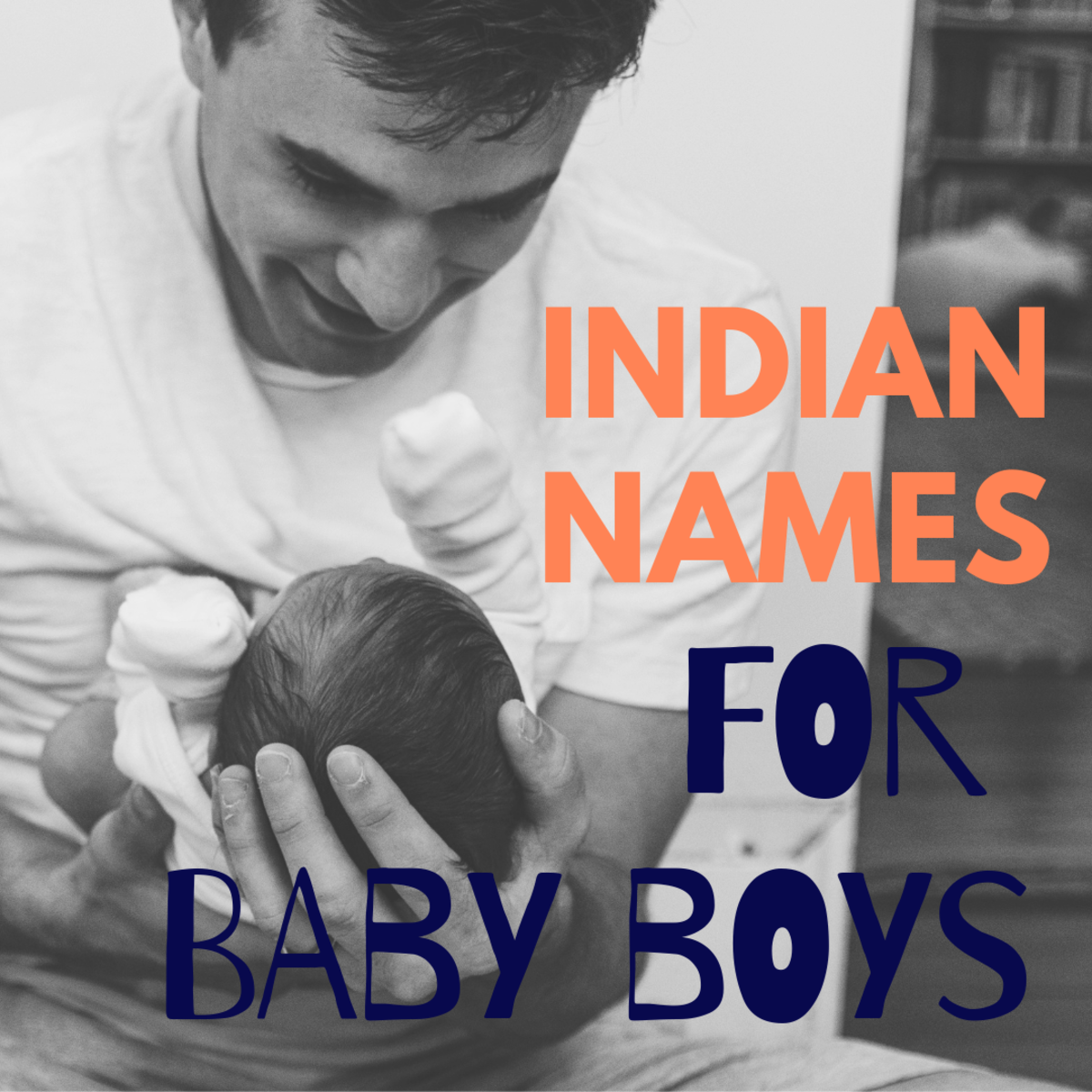 Indian Names for Baby Boys