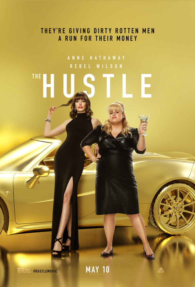 "Movie Review: ""The Hustle"""