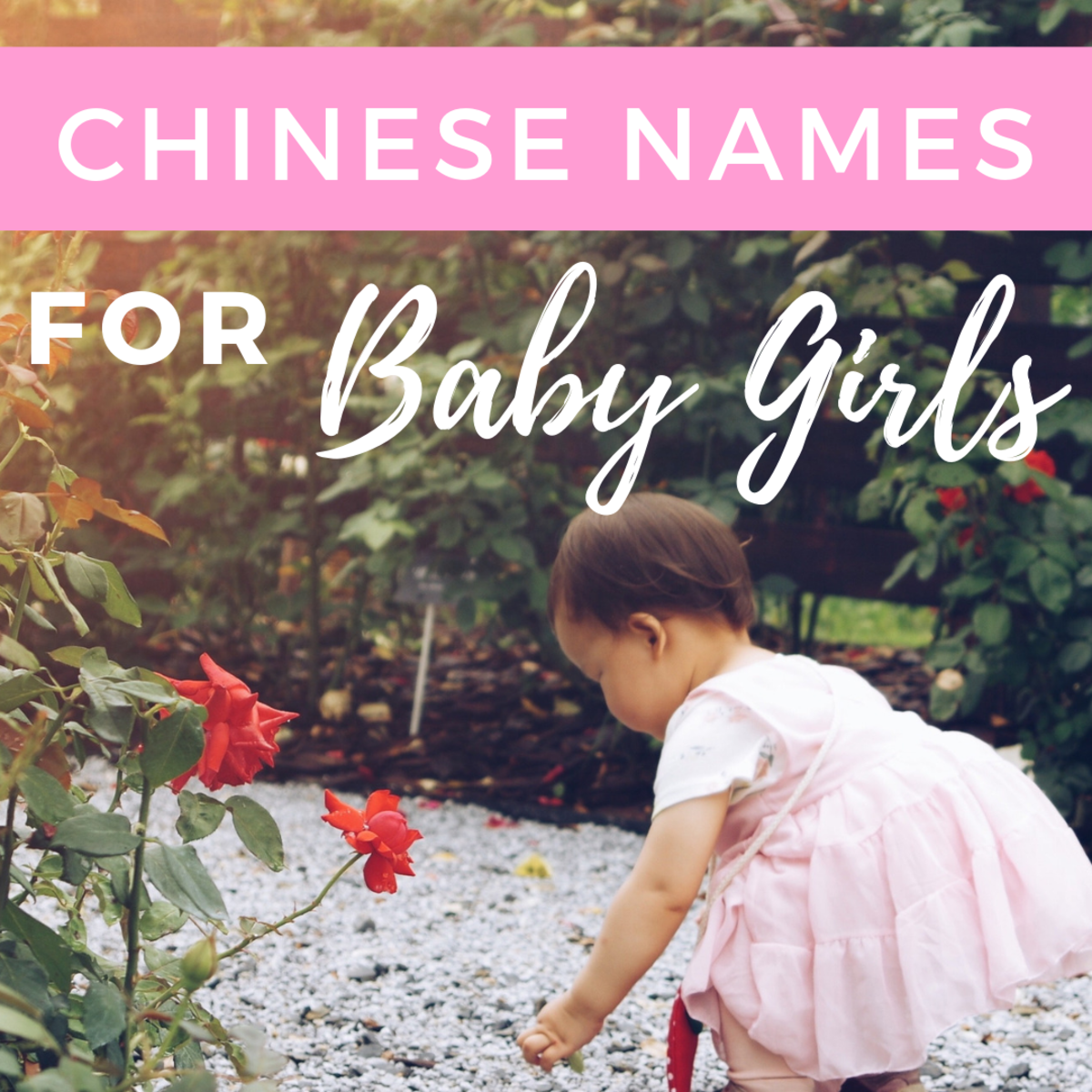 Chinese Names for Baby Girls
