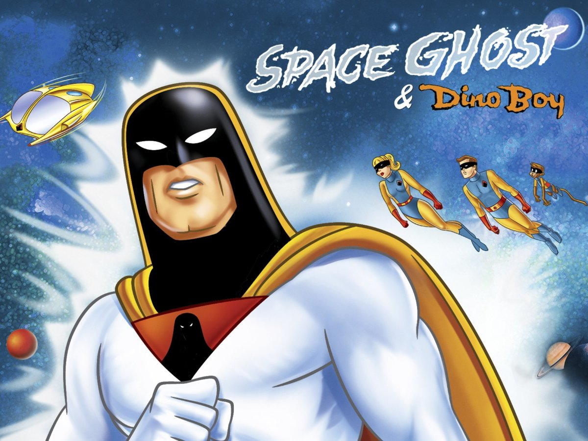 History of Hanna-Barbera: 'Space Ghost & Dino Boy'