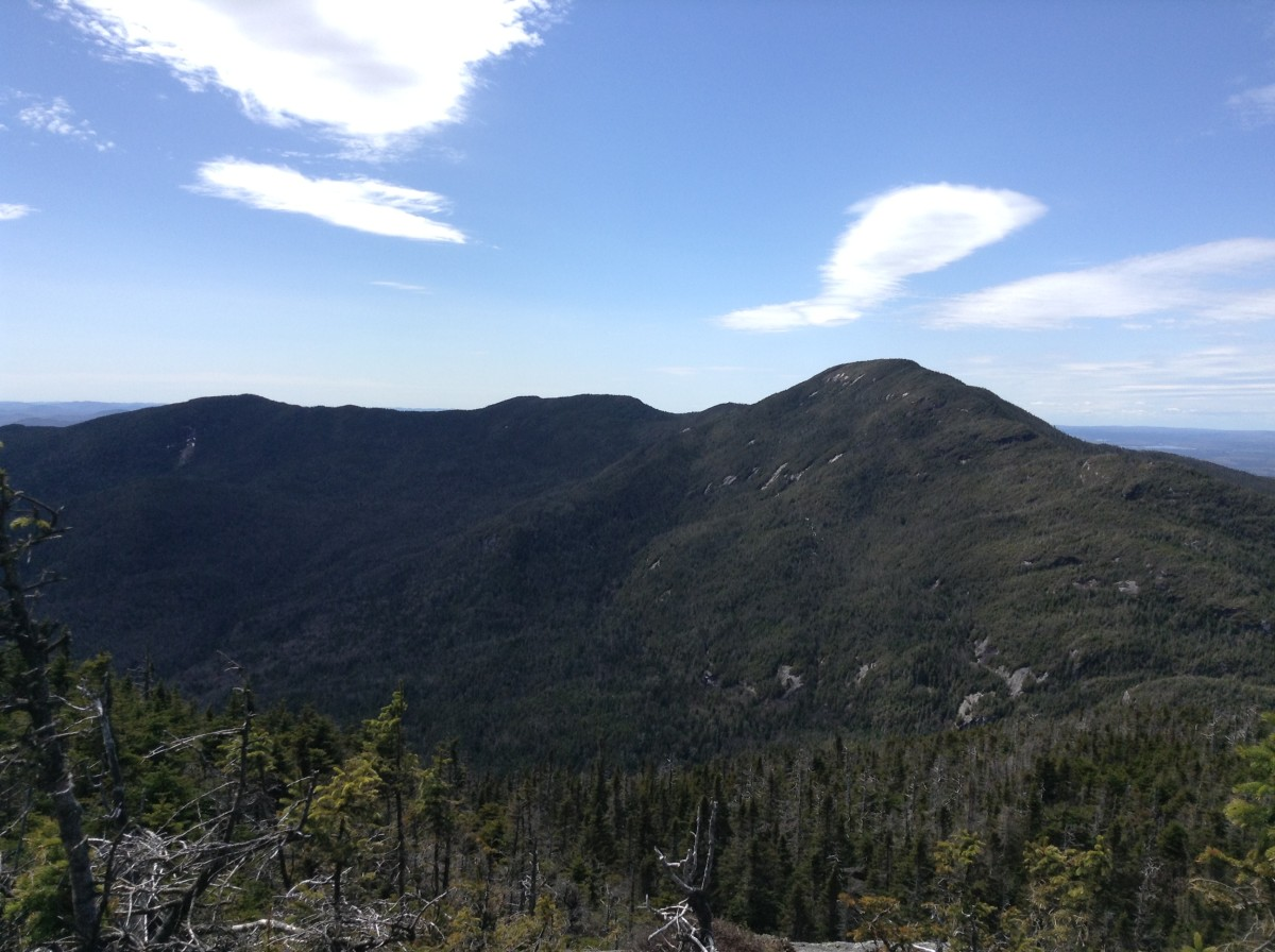Adirondack Hike: Seymour Mountain