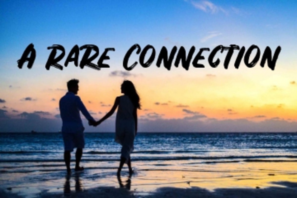 Poem:  A Rare Connection
