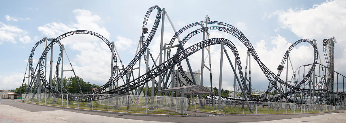 The History of Roller Coasters