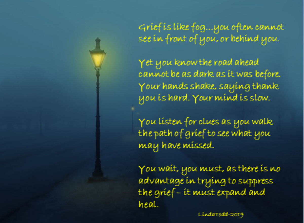 Grief's Path - The Loss of a Son