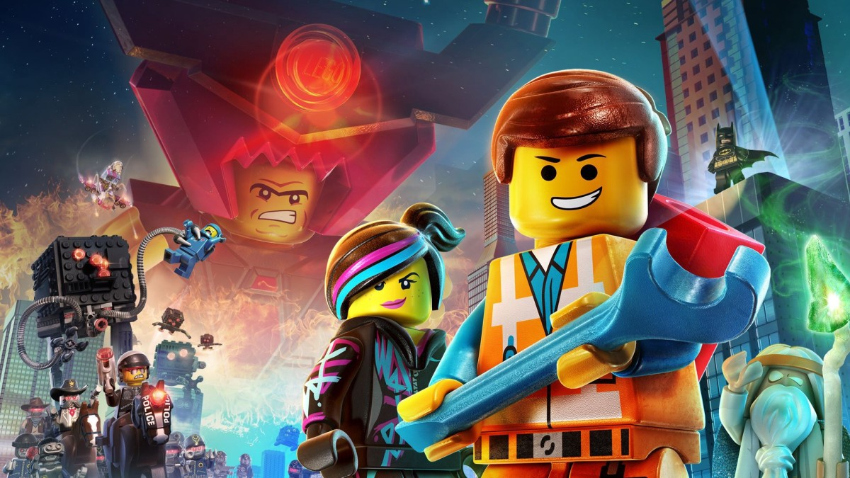 """The Lego Movie"" (2014): Everything Is Awesome!!!"