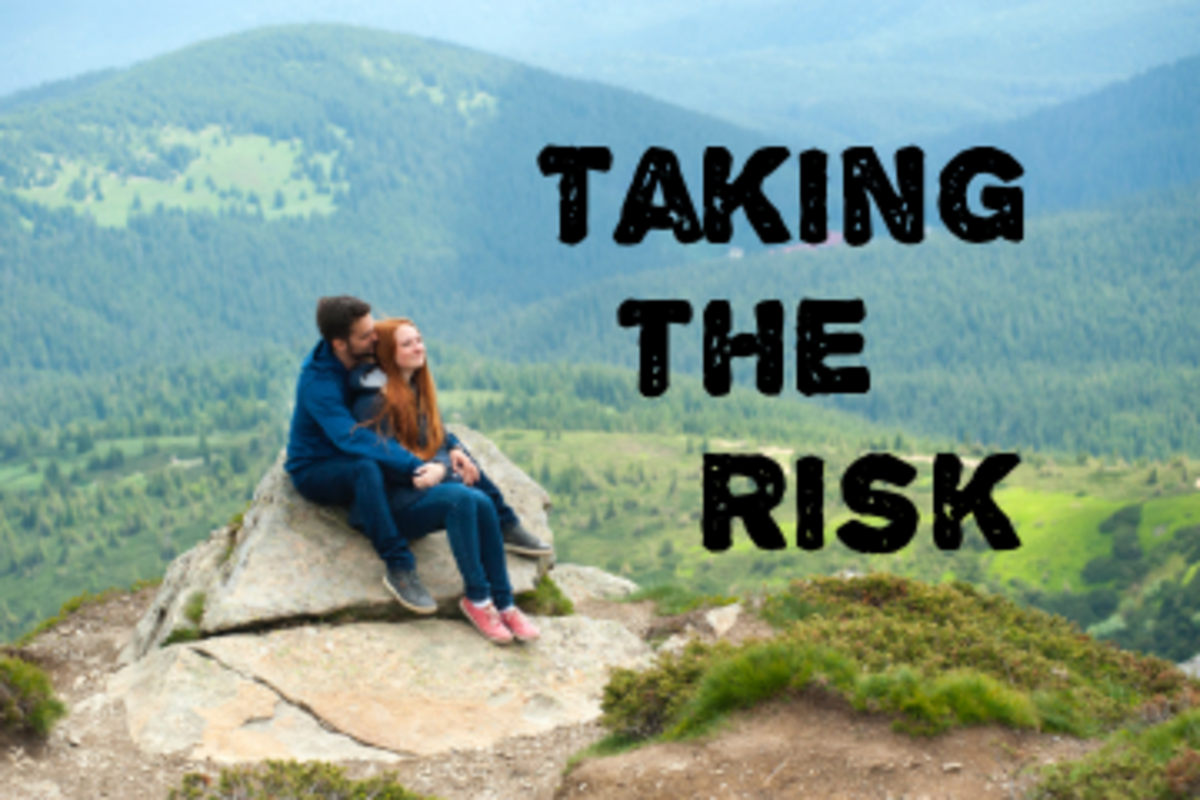 Poem:  Taking the Risk