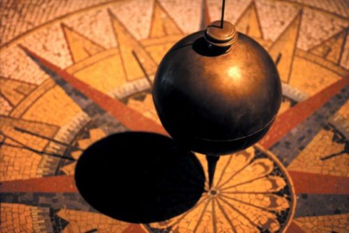 Foucalt Pendulum