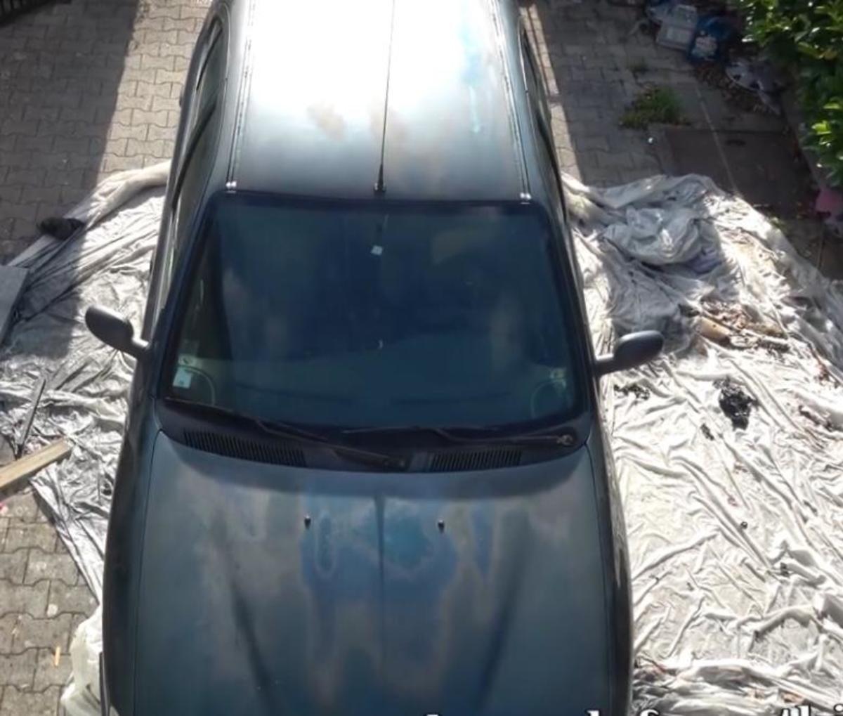 DIY Car Body Work and Repainting