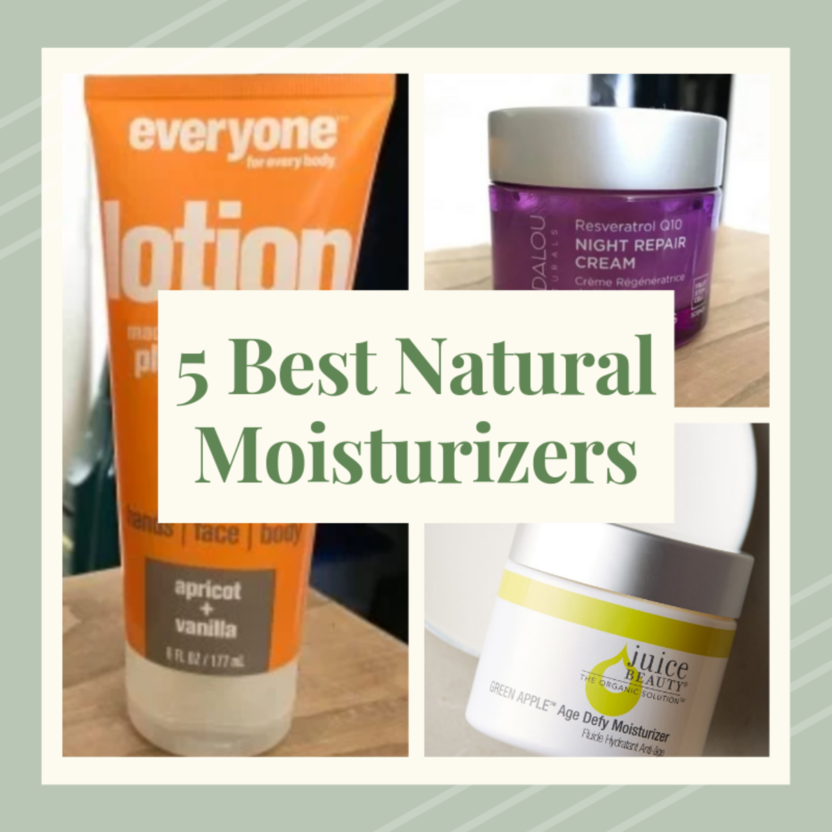 5 Best Natural Moisturizers for Healthy Skin