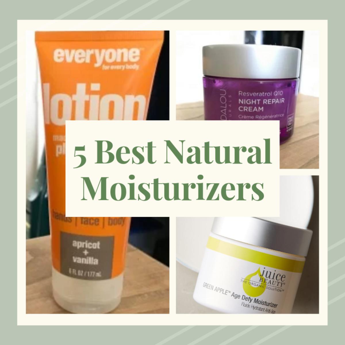 Best natural moisturizers