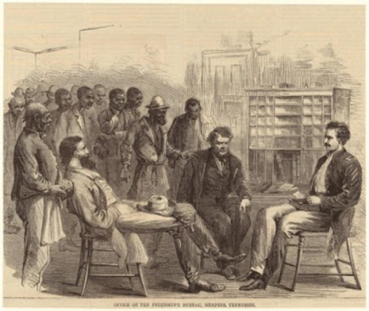 A History of the Freedman's Bureau