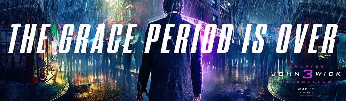 'John Wick: Chapter 3 - Parabellum' (2019) Movie Review
