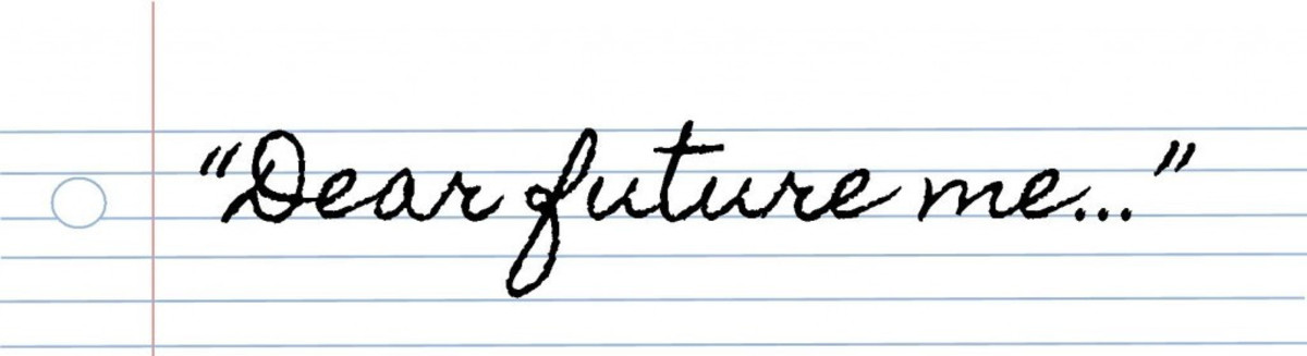 An Open Letter to Future Self