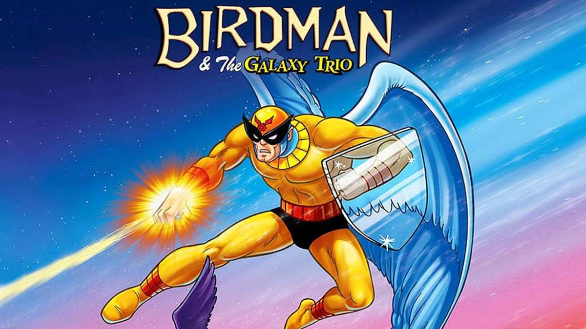 History of Hanna-Barbera: 'Birdman & The Galaxy Trio'
