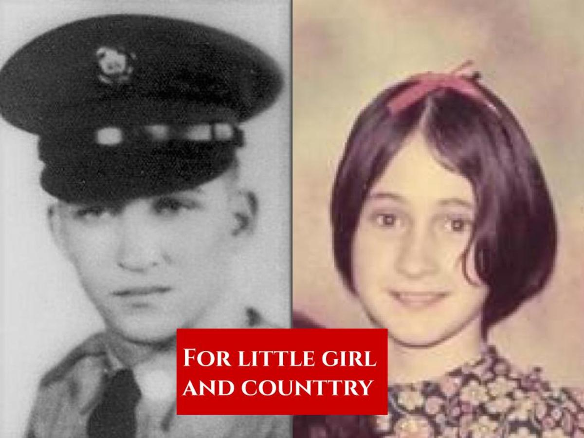 A True Memorial Day Reflection: For a Little Girl and Country