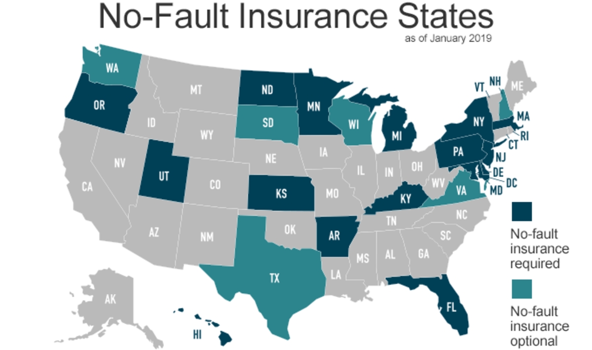 Liability: The Myth of No-Fault Accidents