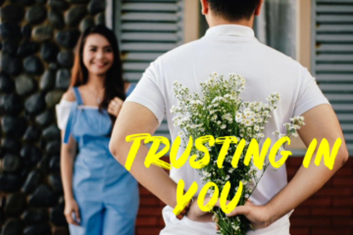 Poem:  Trusting in You