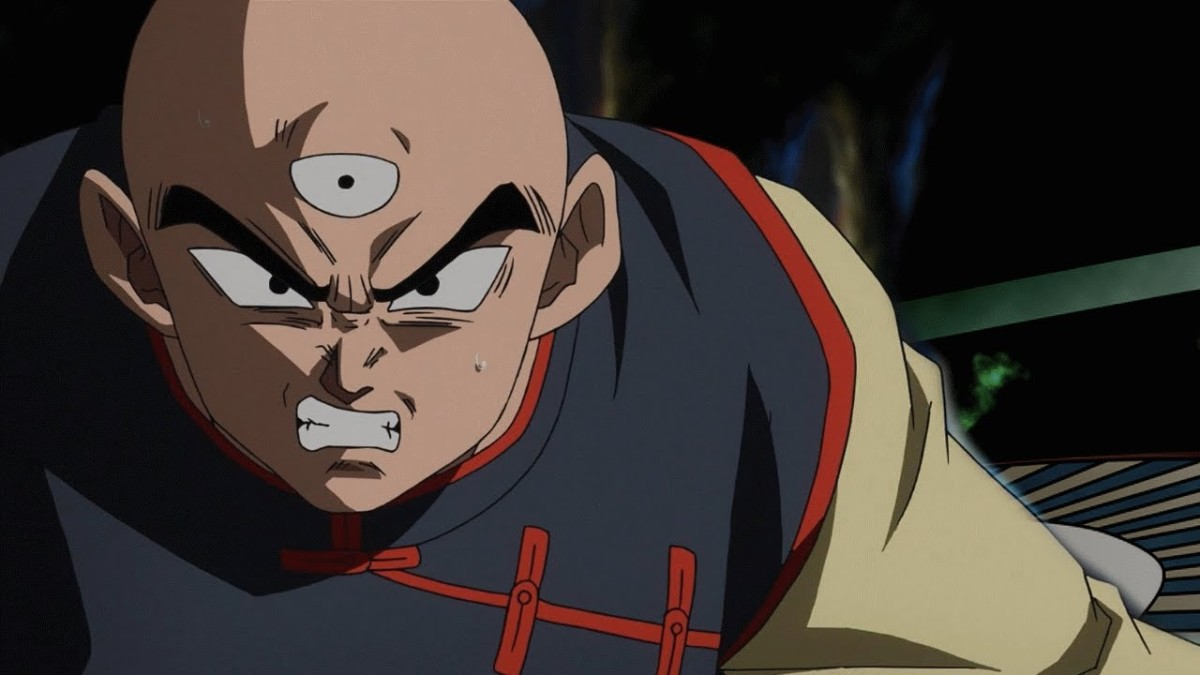 Tien in the Tournament of Power