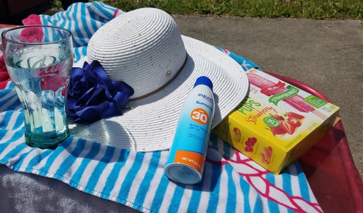 Tips and Tricks for Surviving Hot Florida Summers