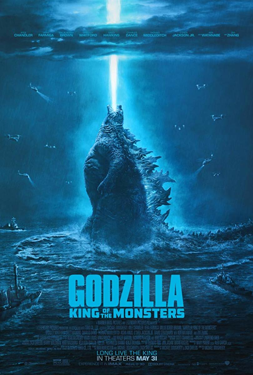'Godzilla: King of the Monsters' (2019) Monster Review