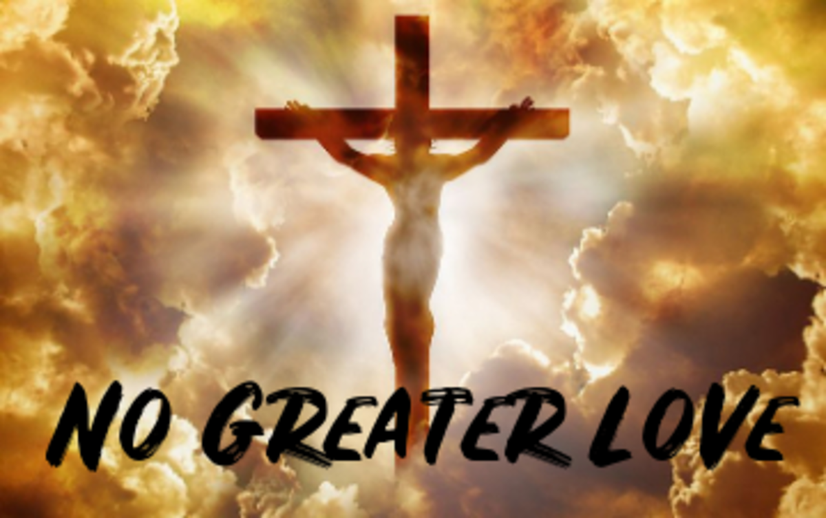 Poem:  No Greater Love