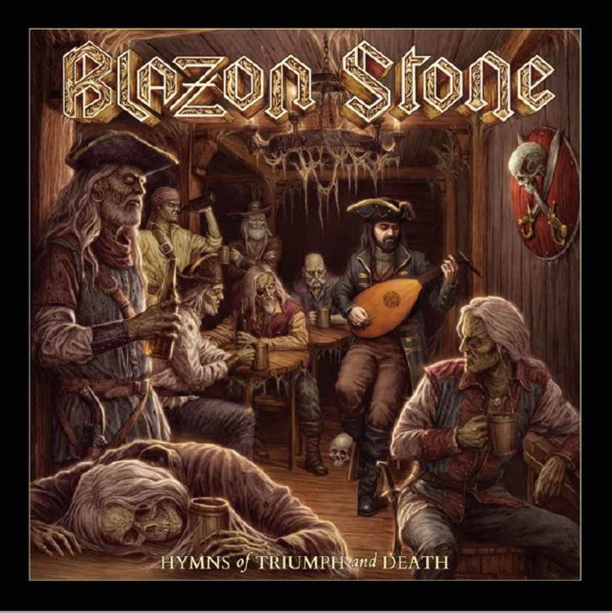 "Blazon Stone, ""Hymns of Triumph and Death"" Album Review"