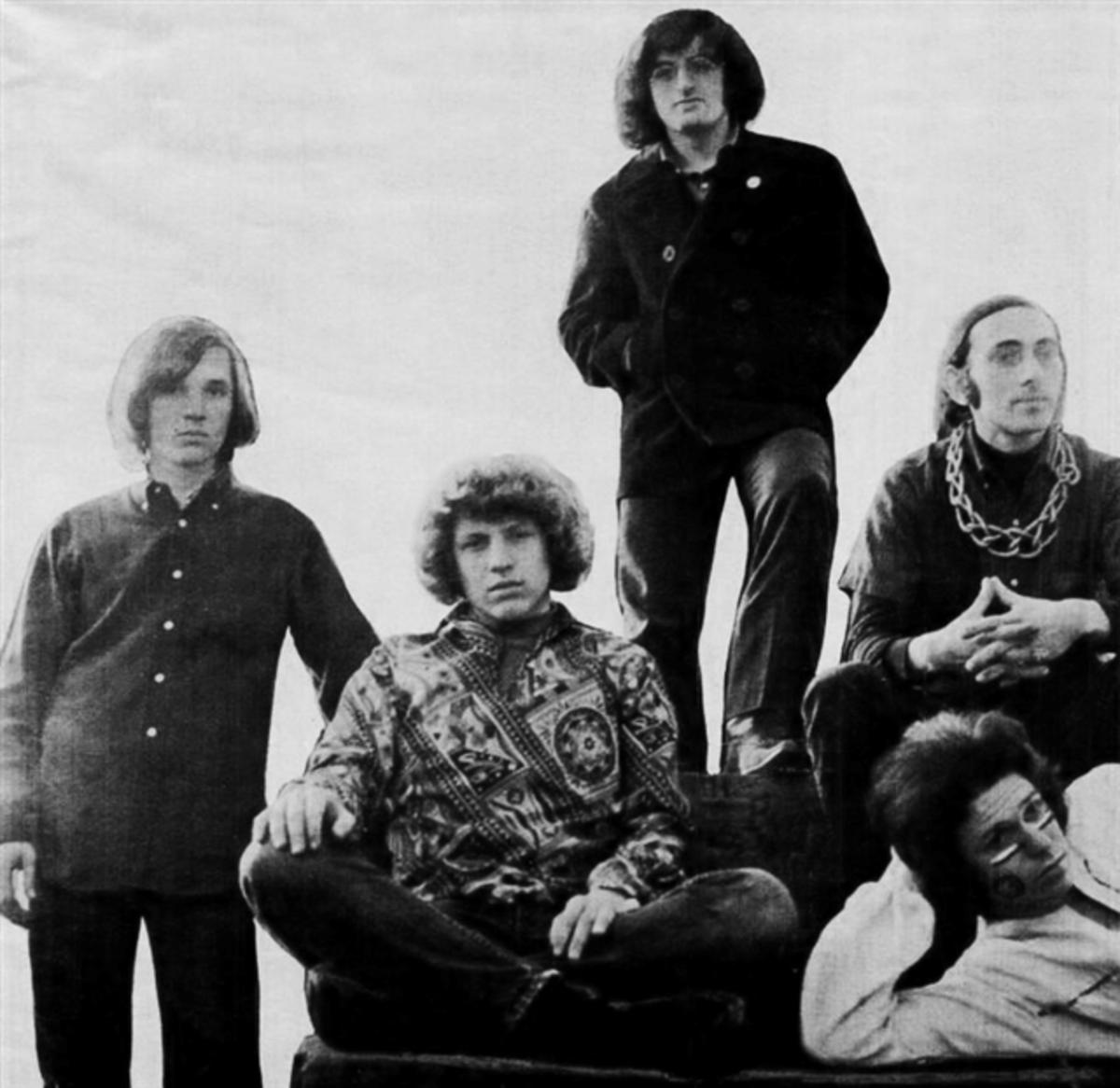 Woodstock Performers: Country Joe & The Fish