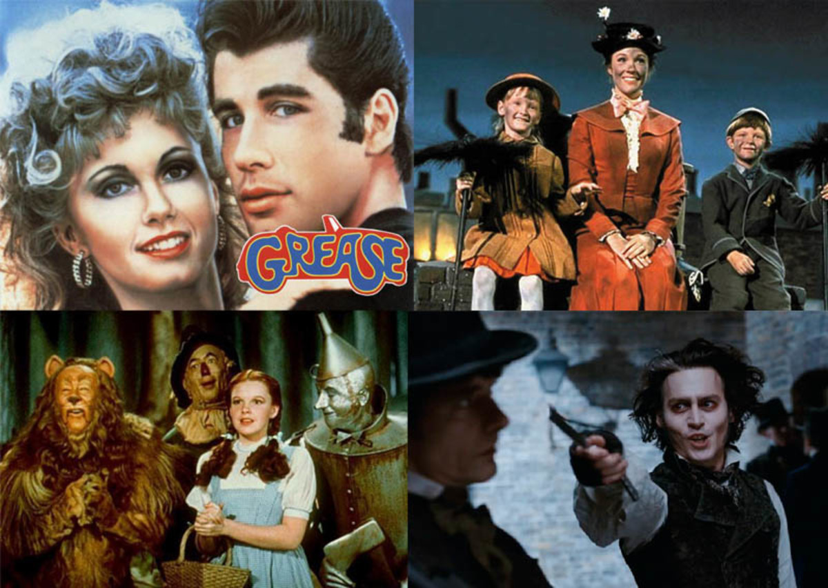 30 Fabulous Facts About Your Favorite Movie Musicals