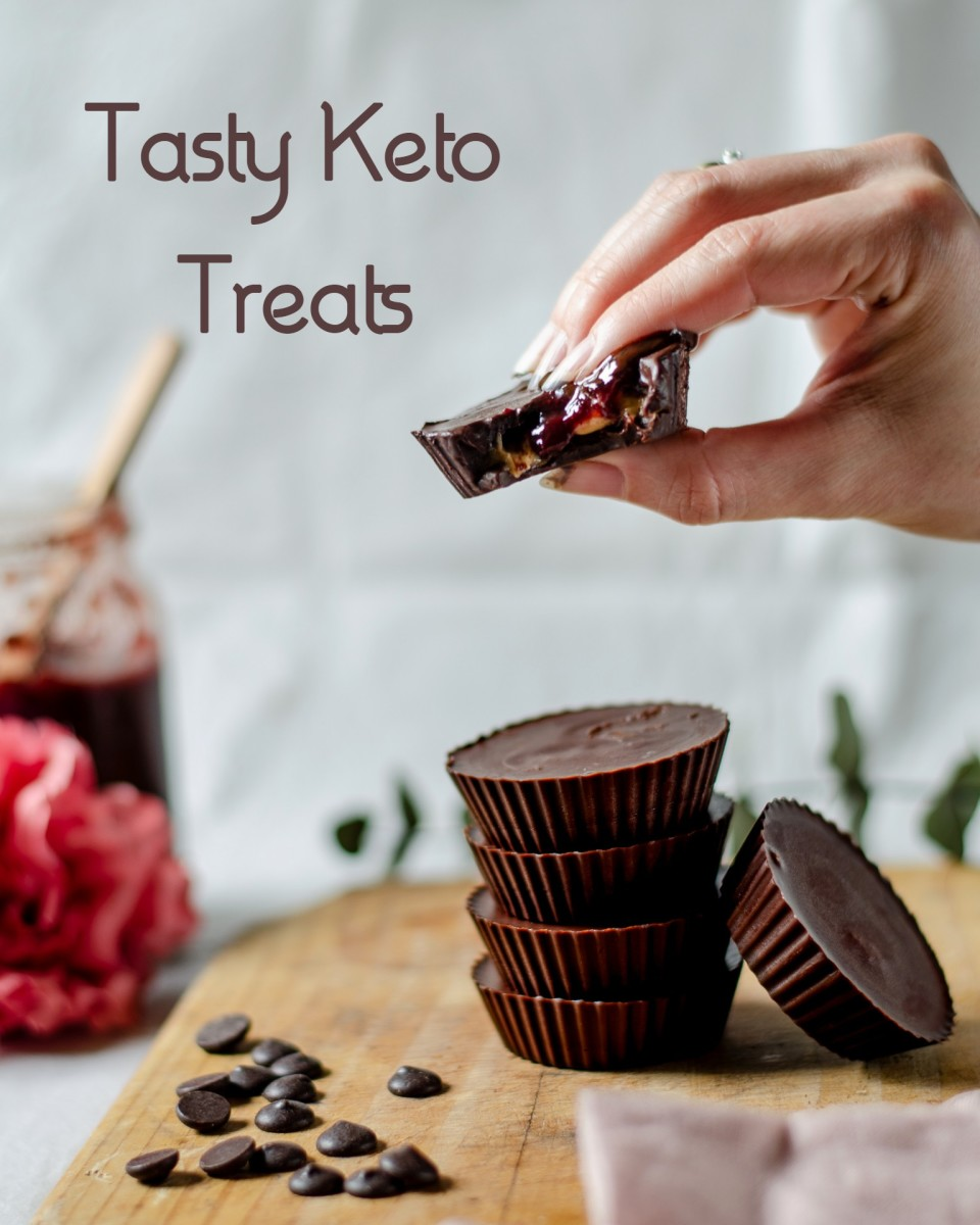 Keto-Friendly Chocolate Fat Bombs Recipe