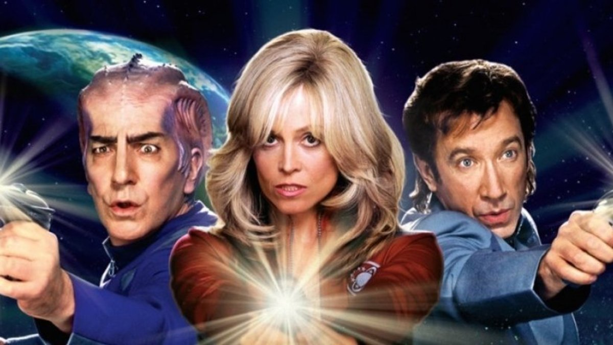 "Things I Love About ""Galaxy Quest"" (1999)"