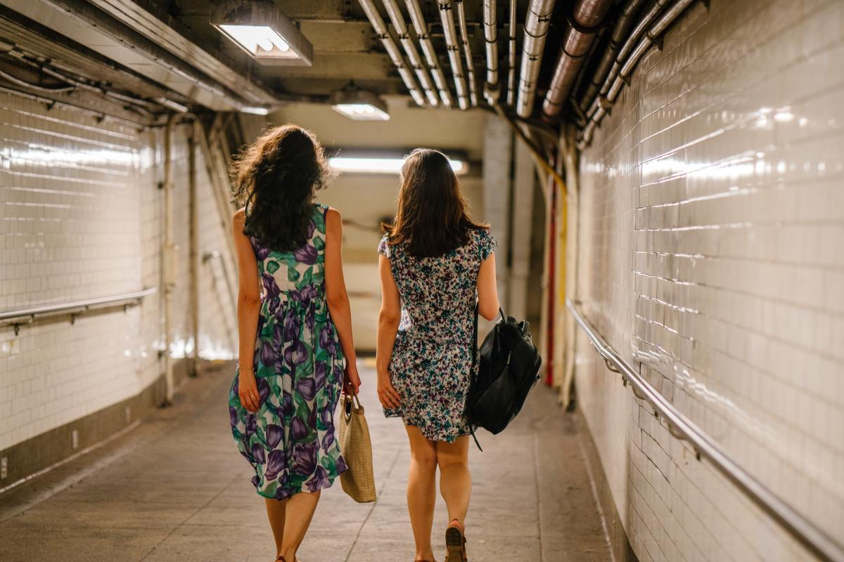 Chapter 2: of Girlfriends, Dresses, and You