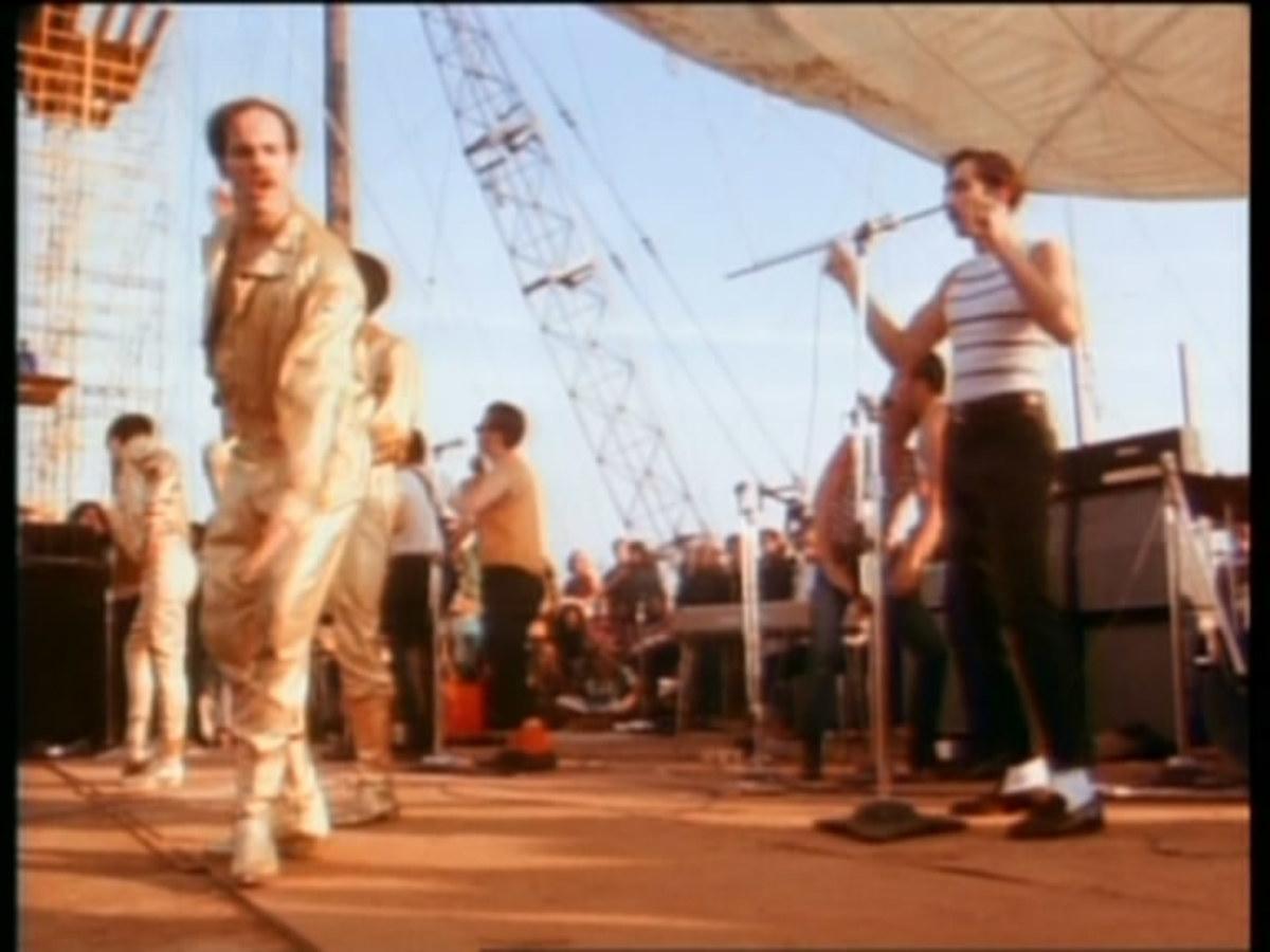 Woodstock Performers: Sha Na Na