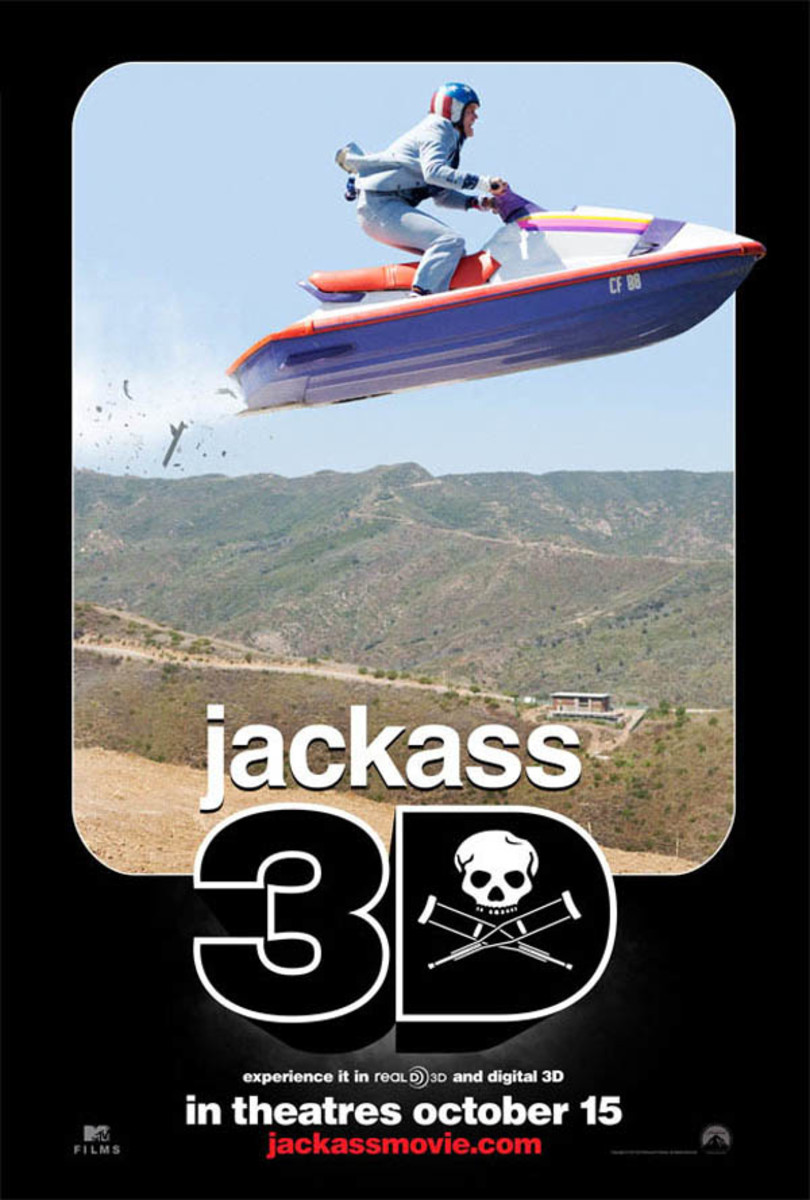 Should I Watch..? 'Jackass 3D'