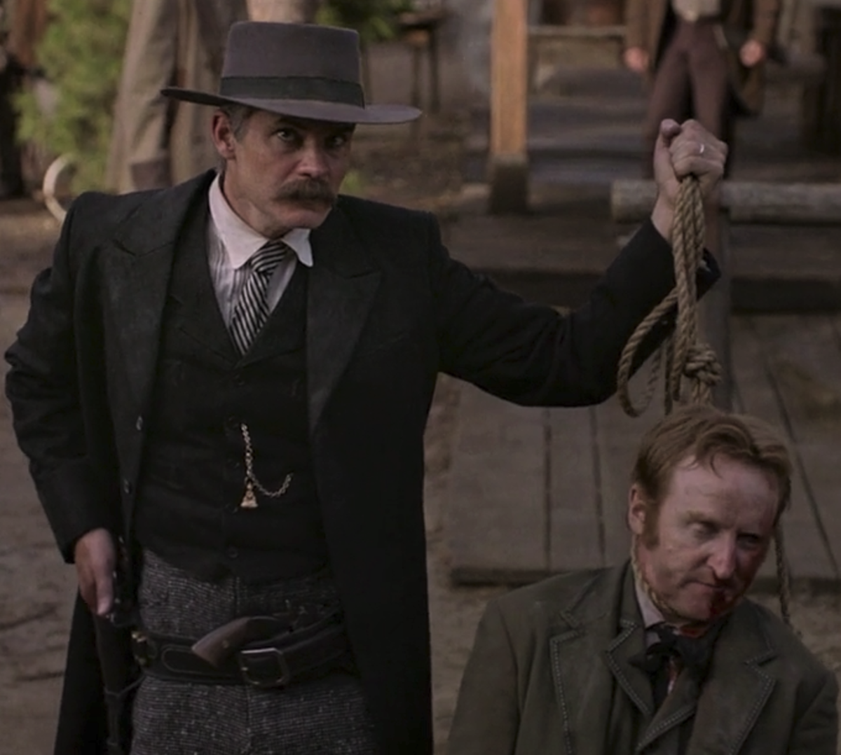 The Best Parts of Deadwood: The Movie