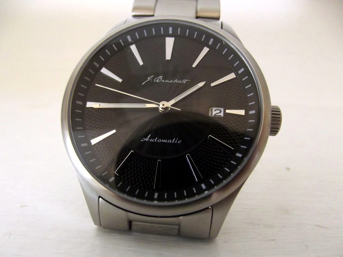 J. Brackett Navigli Automatic Watch
