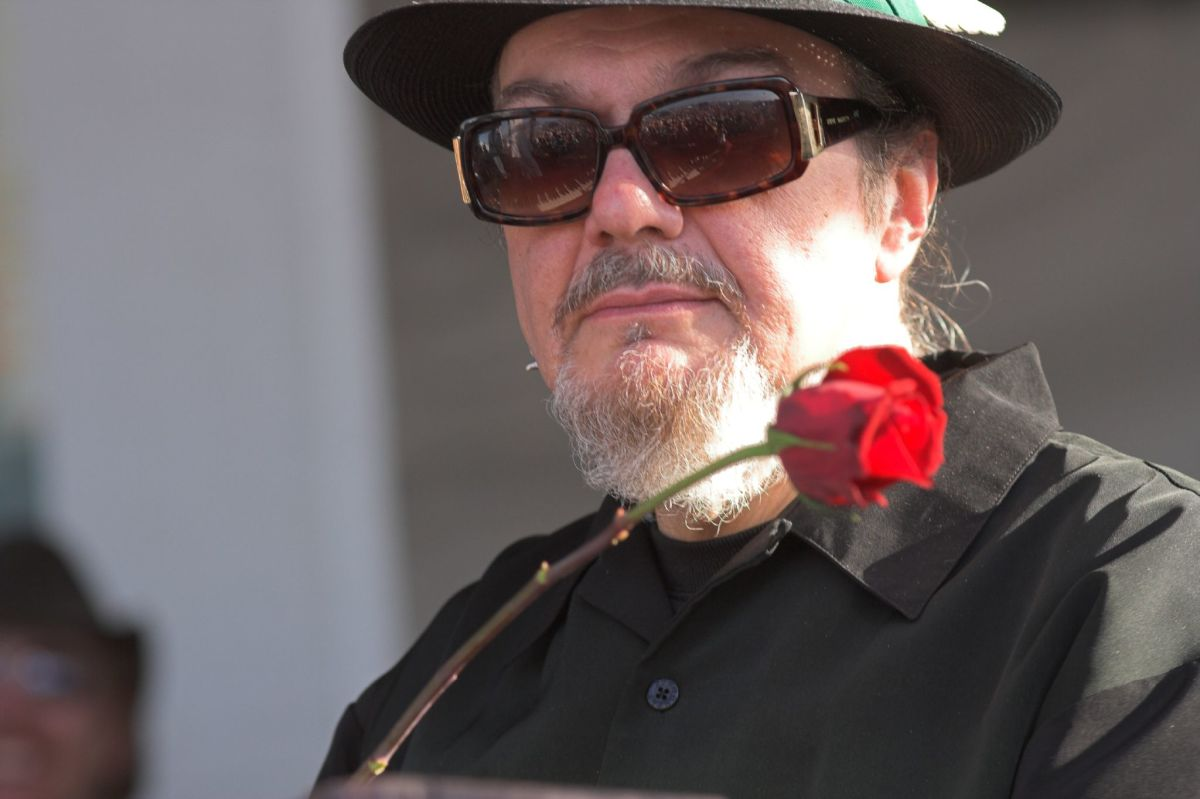 Dr. John at the New Orleans Jazz Fest in 2007