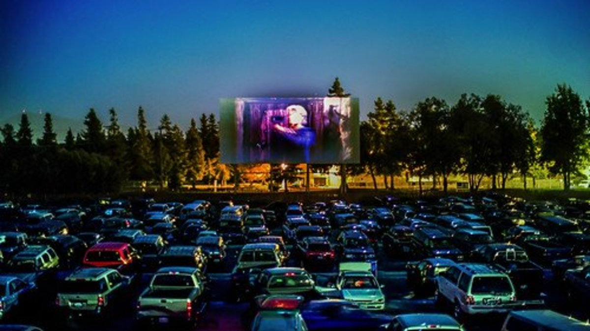 History of the Drive-in Theatre
